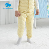 Boys and girls'warm down pants in baby's room, children's soft wind-proof and warm down pants in winter
