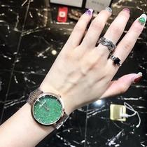 尊贵时尚石英表蓝宝石镜面本色表带男款本色白盘有刻度手表RDW