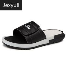拖鞋 名品 2019新款 防滑一字拖韩版 潮流夏天外穿男士 时尚 夏季个性