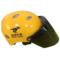 美团外卖头盔装备夏季盔美团专送骑行头盔帽短半袖t恤美骑手箱子