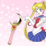 Sailor Moon second generation wireless selfie stick star moon stick Bluetooth self-timer iphone Huawei Mito vivo
