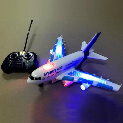 儿童玩具飞机直升机3-6岁遥控飞机充电动小孩男孩子耐摔会跑防撞