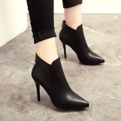 女高跟裸靴冬季