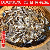 250克咸黄花鱼干 小黄花鱼 咸鱼干海鲜 鱼类制品 特产野生黄花鱼