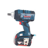 Bosch electric wrench lithium battery shelf wind gun charging impact wrench GDS18V-EC 300ABR/250