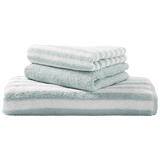 Dapu Avati towel bath towel three sets of pure cotton long-staple cotton absorbent thickening cotton bath set of multiple sets