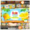 美国直邮 Dole Mandarin oranges桔子罐头橘子果肉果汁杯 16杯装
