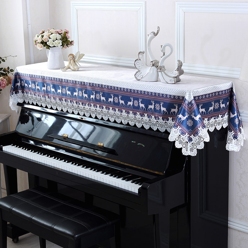 花边钢琴罩
