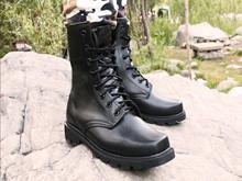 春夏季作战靴男单靴户外军靴男特种兵防爆靴作战靴季军勾保安鞋