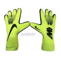 Football goalkeeper gloves Longmen goalkeeper latex thickened with fingertips