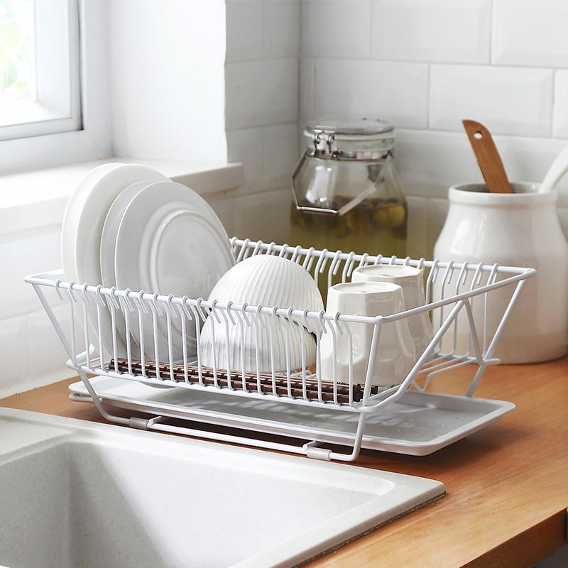 厨房单层碗架