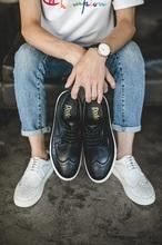 最新款流行男鞋韩版潮流