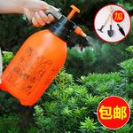 气压式喷雾器喷水壶 浇水壶洒水壶浇花喷壶消毒2L3L加厚包邮