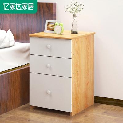 简易床头柜多功能评测