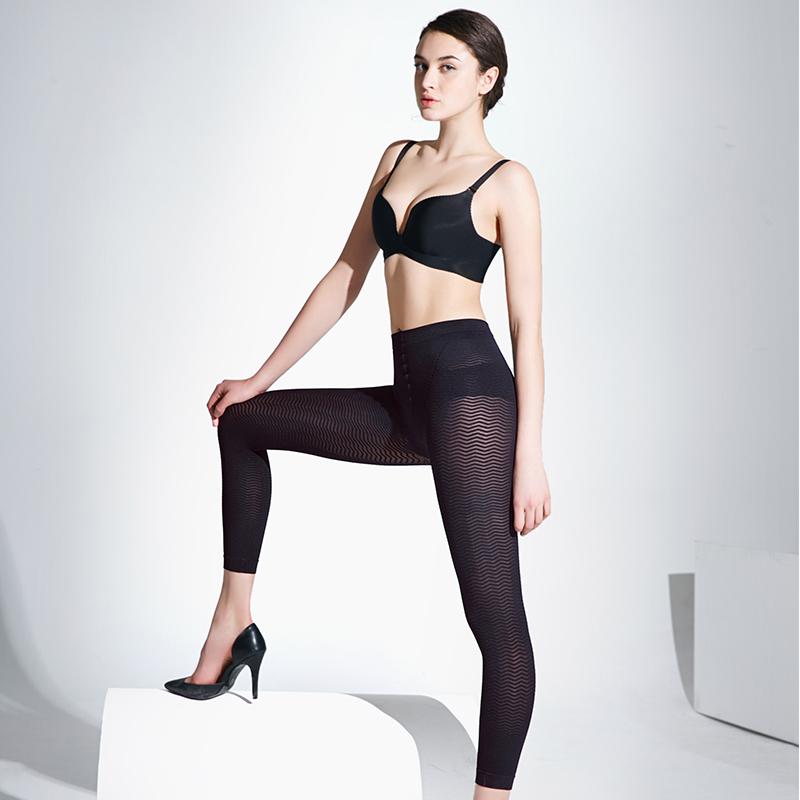 SOLIDEA意大利进口女冬季打底衣裤健身运动裤塑身衣塑身裤套装