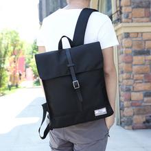 休闲背包男电脑包15.6寸笔记本双肩包14寸时尚 韩版 大学生书包