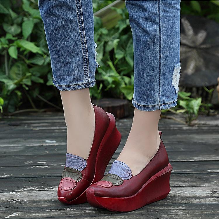 超高跟平底女鞋