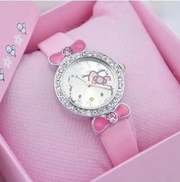 女童手表公主
