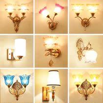 更衣室宾馆底座客厅灯壁挂式装饰茶室床头柜婚房个姓房墙壁灯