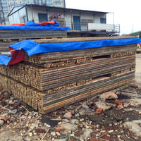 Construction site Bamboo frame board Construction bamboo Springboard protection Moulding site Bamboo plywood factory