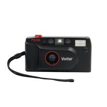 膠卷傻瓜相機 F3.8 威達Vivitar 手動閃光燈 PS135 定焦34mm 庫存
