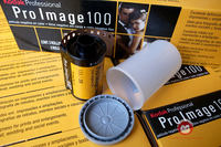 Kodak ProImage 100 Professional Portrait Film Kodak 135 Color Negative Film 21 Years Single Volume