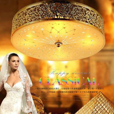 特价时尚卧室水晶灯led吸顶灯餐厅灯客厅灯阳台灯过道节能灯具正品折扣