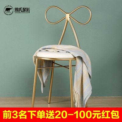 金属椅子现代简约双十二