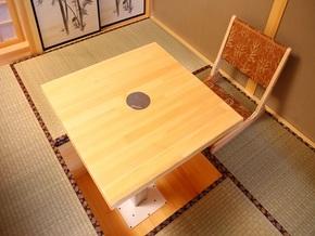 定制榻榻米全自动升降桌面手动升降台面麻将机桌面日式地台升降桌