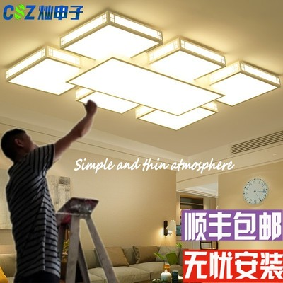 新款卧室吊灯
