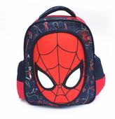 3D蜘蛛侠书包男童双肩包儿童男孩幼儿园背包 减负卡通潮流3-4-5岁