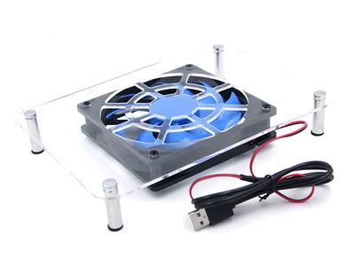 路由器散熱架 路由器散熱器 寬帶貓散熱架帶12CM風扇 風扇USB接口品牌排行榜