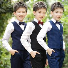 男童主持人演出服