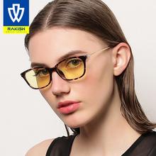 锐克士防蓝光电脑防护镜女上网手机游戏近视可配防辐射眼镜男女款