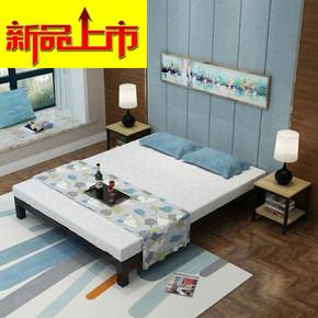 铁床欧式双人床成人单人床简约现代1.5米公主床铁床架铁艺床1.8米