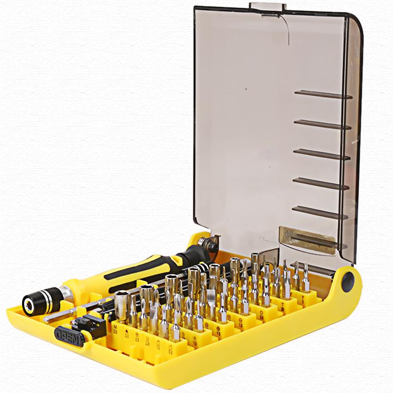 螺丝刀套装小十字家用笔记本电脑苹果手机拆机工具多功能批头组合