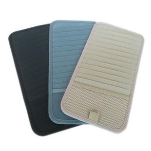 汽车无纺布CD套 车用CD夹收纳袋 遮阳板CD袋  CD板套(12片装)