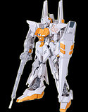 The Pearlescent Paper Model 120 g is proportional to MSN-001 DELTA GUNDAM