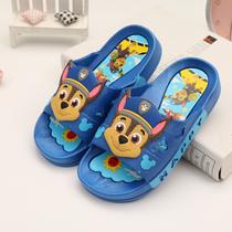 儿童凉拖鞋夏季男童女童男孩浴室内居家防滑卡通可爱宝宝小孩凉拖
