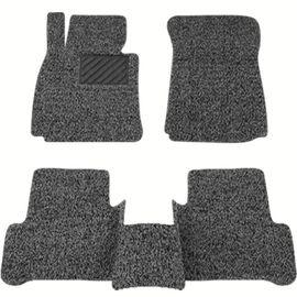 汽车脚垫通用款丝圈脚垫易清洗车垫车用脚踏垫子地毯式可裁剪地垫图片