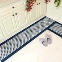 厨房地垫长条吸水防油防滑垫子家用脚垫厨房地毯 可裁剪可机洗垫