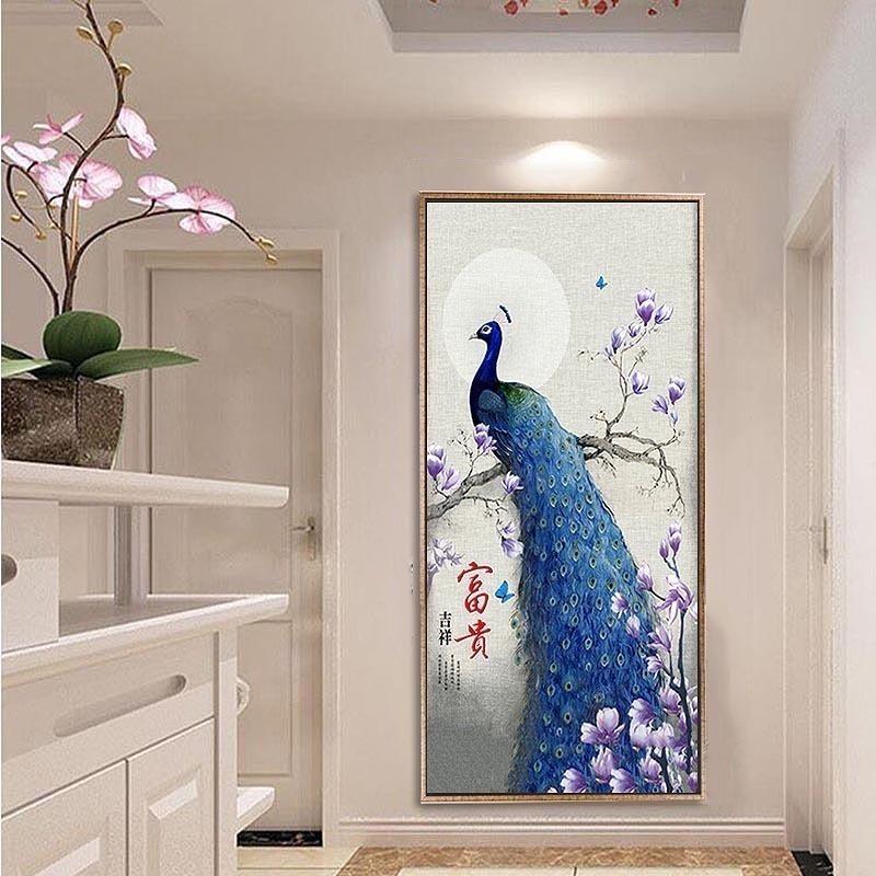 中式装修挂画