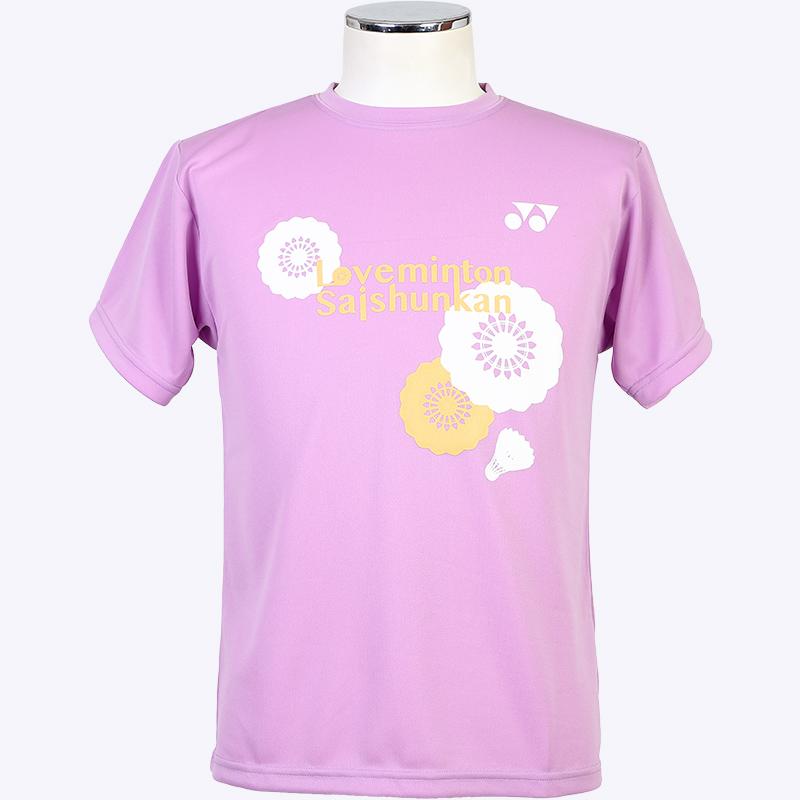 日本19年新款JP版YONEX/尤尼克斯女款YY羽毛球服短袖舒适运动T恤