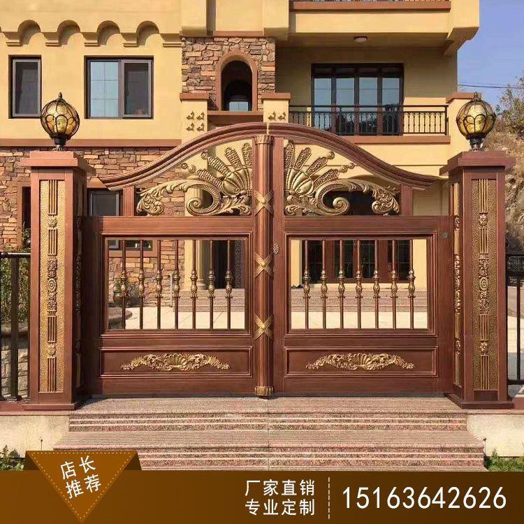 防古庭院大门