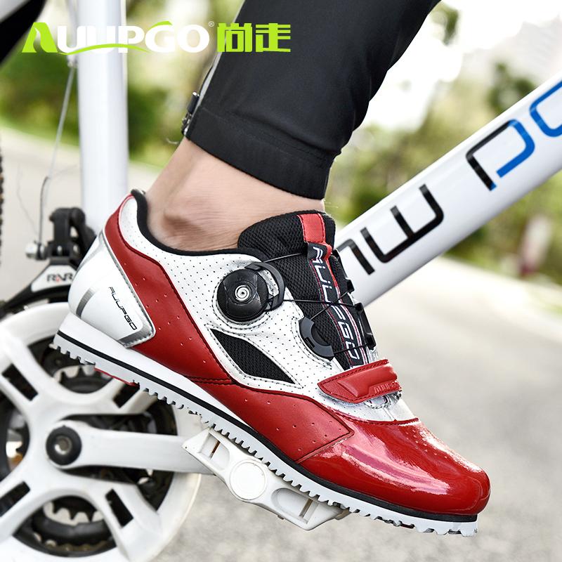 自行车鞋子