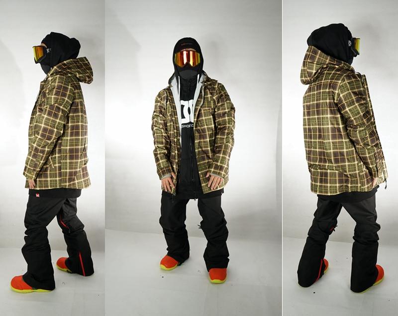Лыжные костюмы / Сноубордические костюмы Артикул 583226326014