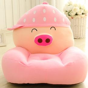 客厅婴幼儿公主儿童沙发公主风婴幼儿卧室欧式女孩布艺户型懒人椅