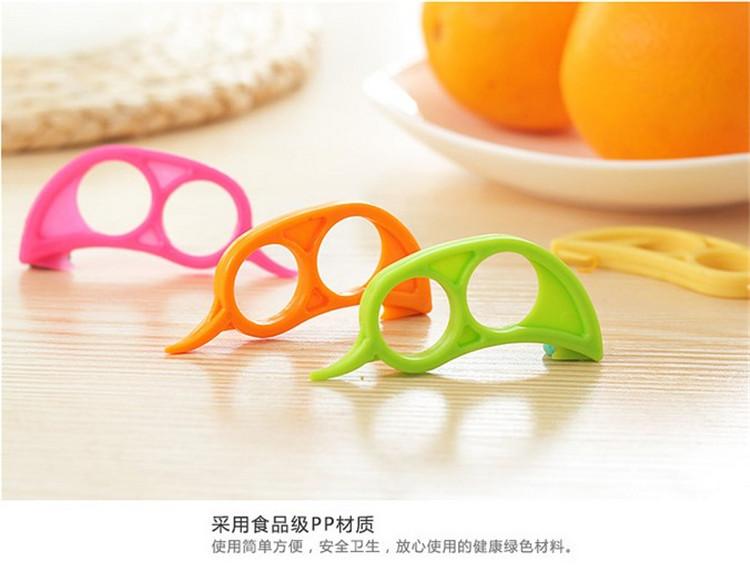 老鼠剥橙器一件代发清仓剥橙子神器去皮器创意厨房用品
