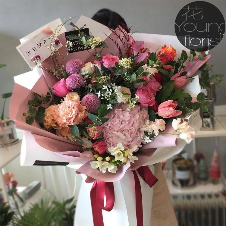 Услуги по доставке цветов Артикул 541777814951