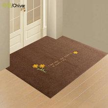 厨房客厅门口地毯入户进门地垫门垫批發 防滑吸水玄关蹭灰脚垫图片